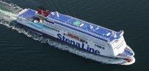 Stena Line Hoek van Holland - Harwich - Londen